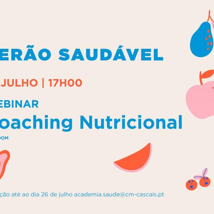 Webinar sobre coaching nutricional