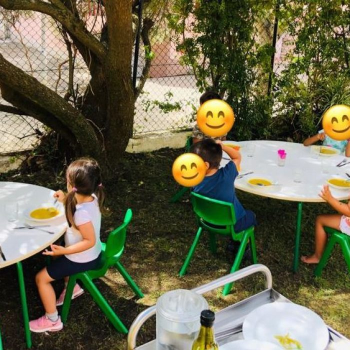 Tudo a postos para a reabertura de creches e jardins de infância
