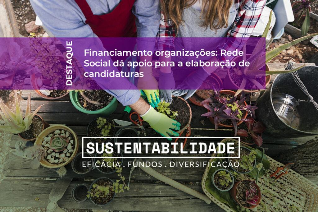 Imagem com título da artigo, mãos de diferentes pessoas fazem jardinagem mexendo na terra